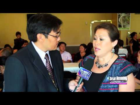 Suab Hmong Entertainment:  Interviewed Song Vang, Hmong Singer