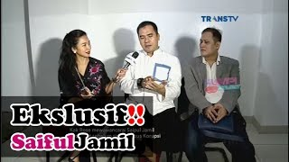 Download Video Gak Pernah Dijenguk, SAIFUL JAMIL Kecewa Sama NAZAR - Rumpi 6 Juli 2017 MP3 3GP MP4