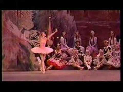 Dance of the sugar plum fairy from The Nutcracker (Mariinsky