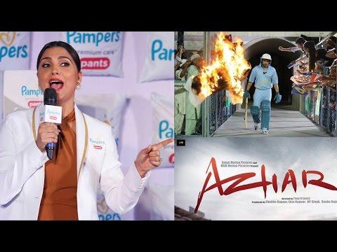 Lara Dutta Reveals her Character in upcoming Biopic Azhar.