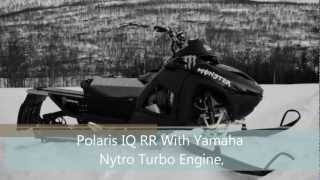 9. Polaris IQ RR With Yamaha Nytro Turbo Engine