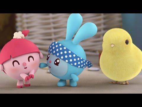 Малышарики - Жмурки (Серия 78) Развивающие мультики для самых маленьких (видео)