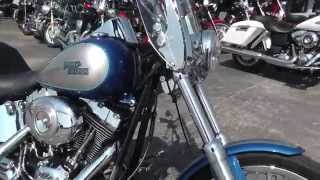 8. 060329 - 2009 Harley Davidson Softail Custom FXSTC - Used Motorcycle For Sale