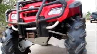 9. 2007 CAN AM Outlander 800XT