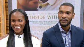 Southside With You   Tika Sumpter  Parker Sawyers On Playing The Obamas