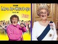 watched Christmas TV show for Mrs Brown's Boys