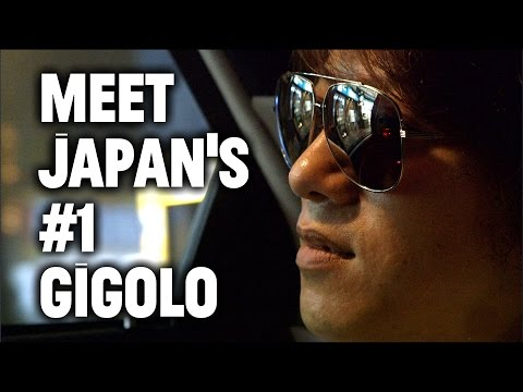 A Night With Japan's Highest Paid Male Gigolo