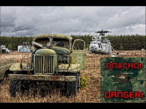 ШОК! Сходили за грибочками ! Заброшенный арсенал военной техники в лесу в Подмосковье! (видео)