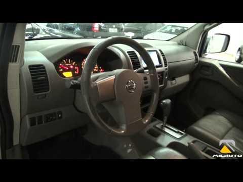 Nissan Frontier - 2007/2008