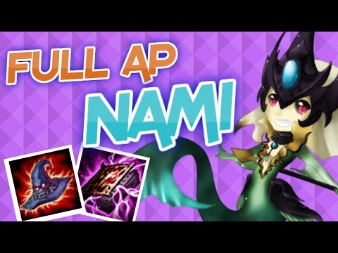 FULL AP Nami ||  Absolutely DELETE carries! (видео)
