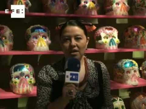 Dedican el día de los muertos a  Diego Rivera