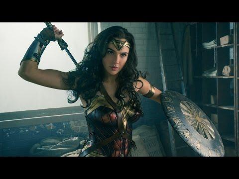 Tráiler oficial de Wonder Woman