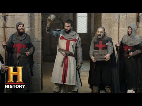 "Knightfall Episode Recap: ""IV"" (Episode 8) | History"