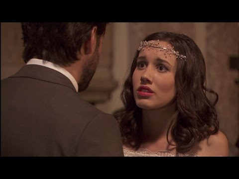 colpo di scena al matrimonio tra aurora e lucas - il segreto