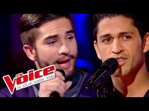 Stromae – Tous les mêmes | Kendji Girac VS Youness | The Voice France 2014 | Battle