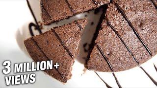 How To Make Cake In Pressure Cooker | Chocolate Cake Recipe | Ruchi's Kitchen