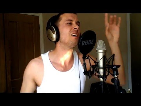 Christina Aguilera - Beautiful Cover By Sam Northwood