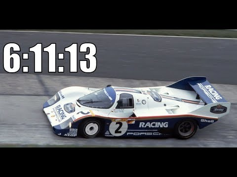 The Unbeatable Nurburgring Lap Record - Tribute to Stefan Bellof