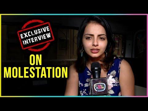Shrenu Parikh's EXCLUSIVE Interview On Her MOLESTA