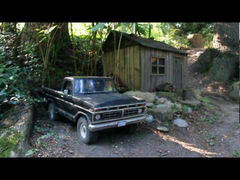 117 - Hello again. I made another one of my Audio sync videos. This one features the 77 Ford pickup driving around in the trails. Lots of detailed audio edits and ...