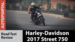 9. 2017 Harley-Davidson Street 750 - Test Ride Review - Autoportal
