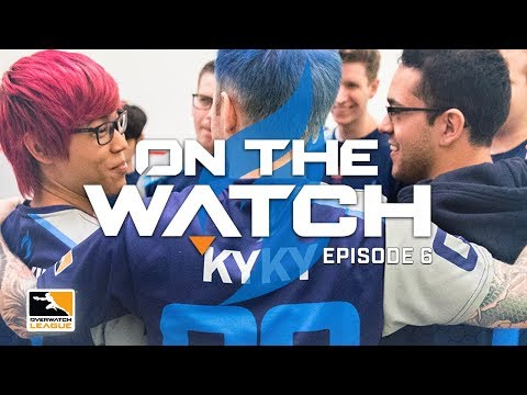 Dallas Fuel - On The Watch - Episode 6 (видео)
