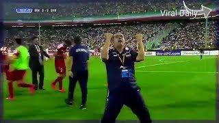 Video Merinding!! Momen GOL Timnas Suriah Membuat Komentator Menangis #Kualifikasi Piala Dunia 2018 MP3, 3GP, MP4, WEBM, AVI, FLV November 2017