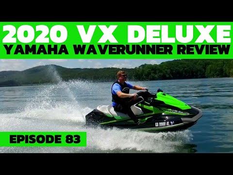2020 Yamaha VX Deluxe: The Watercraft Journal, EP. 83