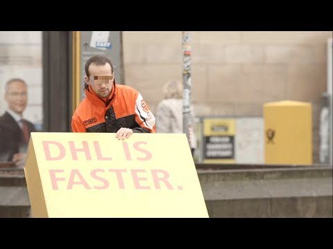 UPS Pranked Into Advertising For DHL