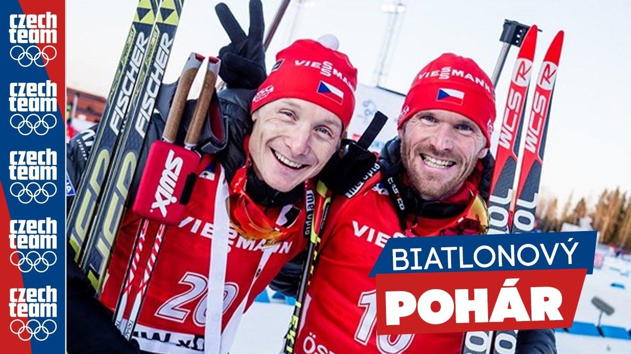 Biatlonový pohár je tady! | CZECH TEAM