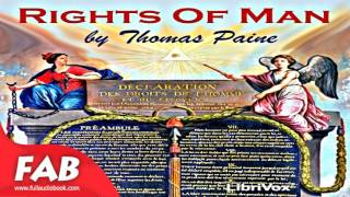 Rights Of Man Full Audiobook by Thomas PAINE by Social Science Audiobook