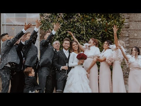 OUR WINTER WEDDING | Lydia Elise Millen (видео)