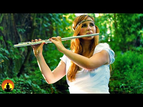 🔴 Relaxing Flute Music 24/7, Sleeping Music, Calm Music, Flute Music, Relaxing Music, Study Music