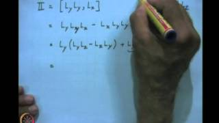 Mod-08 Lec-29 Angular Momentum Problem Using Operator Algebra