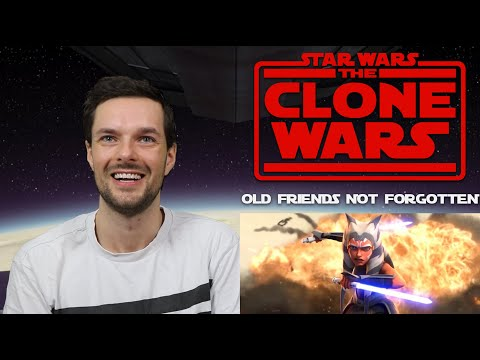 Star Wars: The Clone Wars S07E09 'Old Friends Not Forgotten' - Reaction & Review!