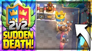 2v2 Sudden Death Challenge on Mini Account + 2v2 Sudden Death Challenge with Viewers! Brawl Stars at end!~~~Free Gems: http://mistplay.co/shane ~~ Invite Code: ShaneClick here to Subscribe: http://www.youtube.com/channel/UCTsFqvFocRsP6YmdzPdHwCw?sub_confirmation=1Follow me on Twitter: https://twitter.com/CLASHwith_SHANEJOIN MY CLANS:Clan 1: CHILLwithSHANEClan 2: CLANwithSHANEIf you enjoyed the video, please like and subscribe. New Clash Royale Content every day!Clash Royale  Clash Royal Gameplay & Strategy  Clash Royale Tips Tricks GuidesThanks for watching! Have an awesome day!STREAM MUSIC PROVIDED BY NOCOPYRIGHTSOUNDS:https://www.youtube.com/user/NoCopyrightSounds