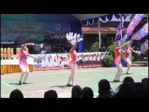 Marsudirini High School Modern Dance