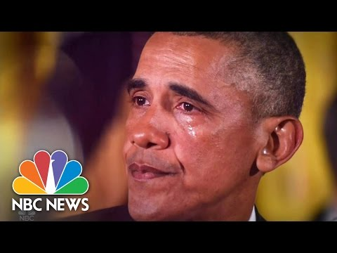 President Obama Remembers 'Biggest Disappointment' As President   NBC News
