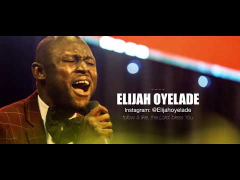 Elijah Oyelade - SPIRIT PRAY | THE WAY YOU FATHER ME [LIVE]