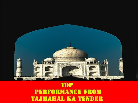 taj Mahal ka tender ( play )