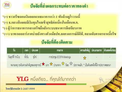 YLG NightUpdate 19-06-15