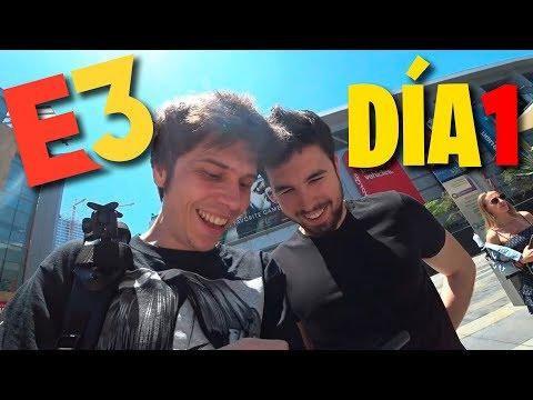 RUBIUS E3  PRIMER DÍA POR LOS ÁNGELES  Directo twitch