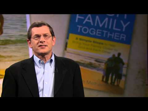 Holding Your Family Together - Step 1 - Sharing Your Day