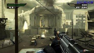 Black - PS2 Gameplay 1080p (PCSX2), EA Games, video games