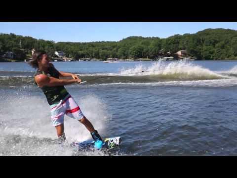 Wakeboarding en el Lago de Ozarks
