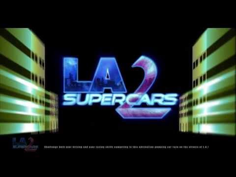 Video of 3D LA Supercars 2
