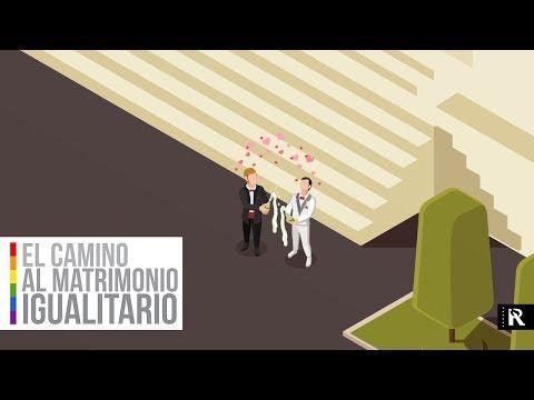 El camino al matrimonio igualitario