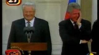Clinton Yeltsin