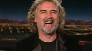 9. Billy Connolly Tells Just About the Funniest Story Ever