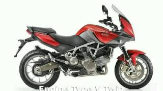 5. 2011 Aprilia Mana 850 GT ABS Specification & Specs